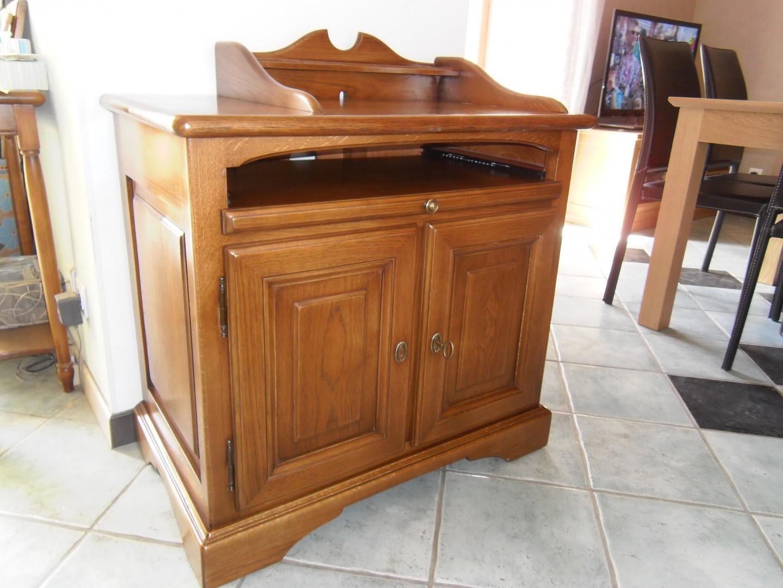 R alisations bureau meuble ordi mathieu meubles d 39 art for Meuble ordi
