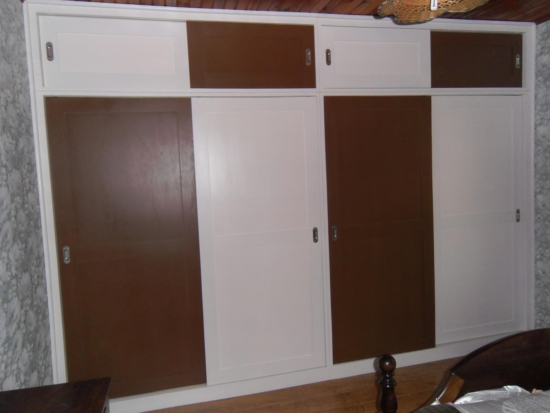 r alisations dressing placard mural mathieu meubles. Black Bedroom Furniture Sets. Home Design Ideas